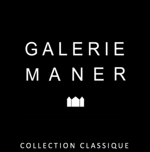 gallery Maner in classic and figuratif collection displayed in pont aven Brittany dedicated to art lovers and collectors different painters and sculptors are displayed in a Wonderfull bright and modern space
