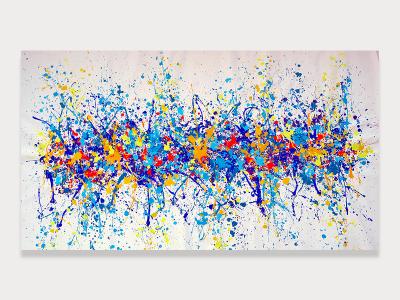 Explosion de couleurs réalisé par les frères bonnec