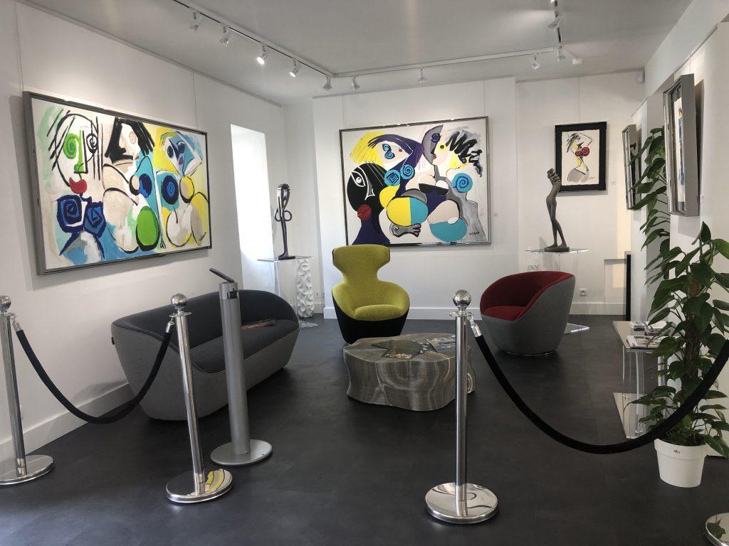 Galerie Maner - pont aven - fine art